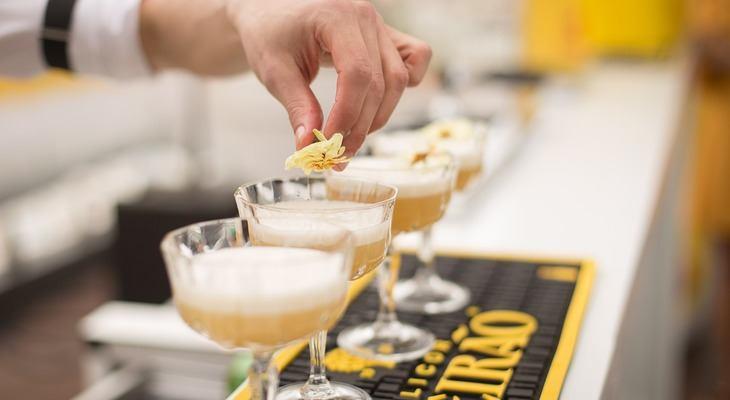 4 умения за барман